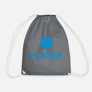 Player Player - Drawstring Bag