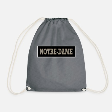 OUR LADY - Drawstring Bag