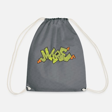 Mare mare graffiti - Drawstring Bag