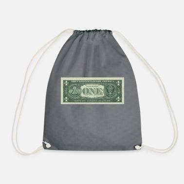 Dollar dollar - Drawstring Bag