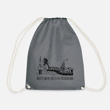 Beauty Therapist beauty - Drawstring Bag
