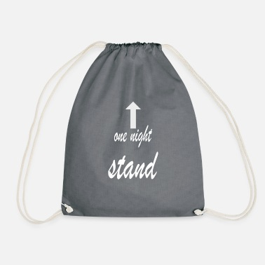One Night Stand one night stand - Drawstring Bag