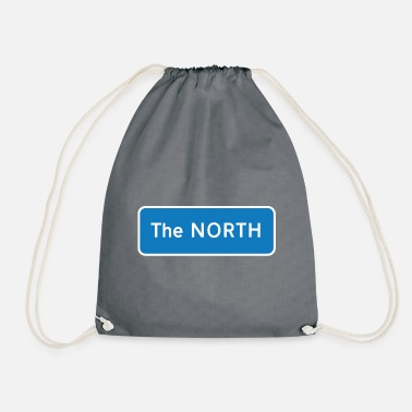 North The North - Drawstring Bag