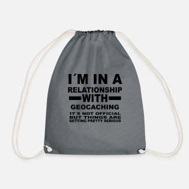 Relationship relationship with - Drawstring Bag