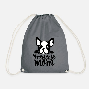 Bouledogue Frenchie maman de bouledogue français - Sac de sport léger