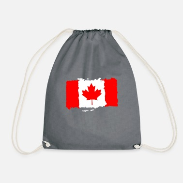 Canada Flag Canada flag - Drawstring Bag