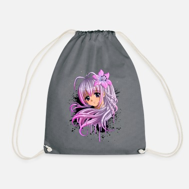 Manga Cute Anime Girl - Sac à dos cordon