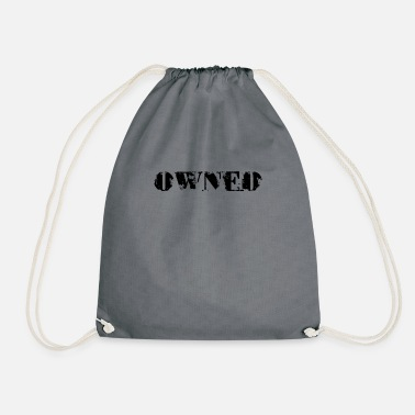 Owned owned - Drawstring Bag