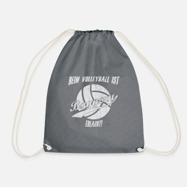 Drague Sports de drague de volleyball disant - Sac de sport léger
