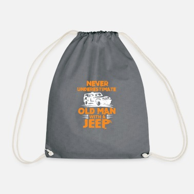 Jeep Jeep - Turnbeutel