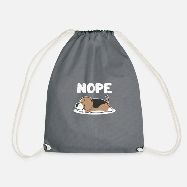 Beagle beagle - Drawstring Bag