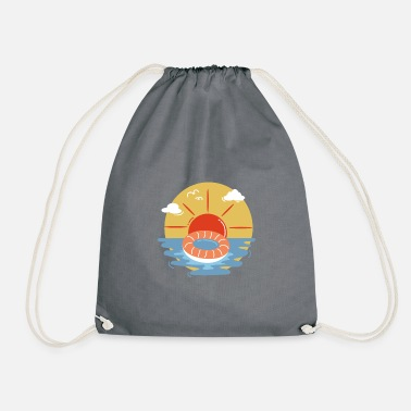 Coast On the coast - Drawstring Bag
