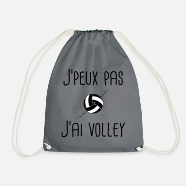 Volley volley - Sac à dos cordon