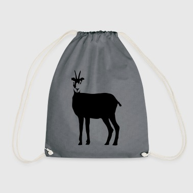 The Chamois (Vector) - Drawstring Bag