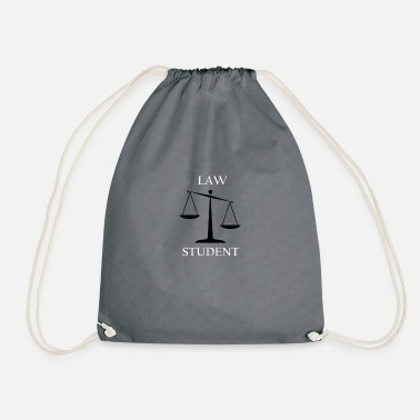Students Law student - Drawstring Bag