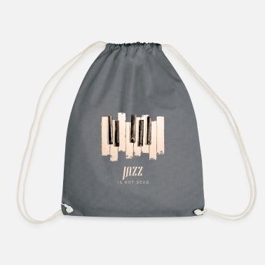 jazz is not dead - Sac à dos cordon