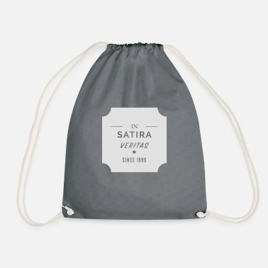 Satira In Satira Veritas - Sacca sportiva