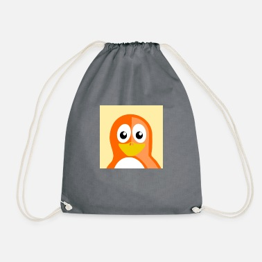 South penguin17 - Drawstring Bag