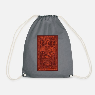 Ancient Ancient Astronaut - Drawstring Bag