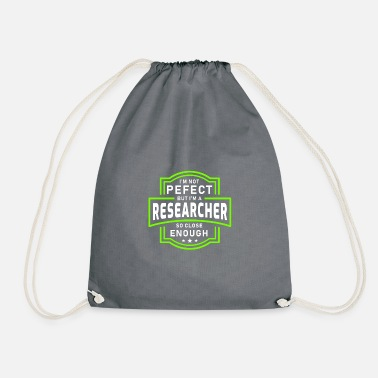 Research researcher - Drawstring Bag