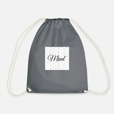 Mind - Drawstring Bag