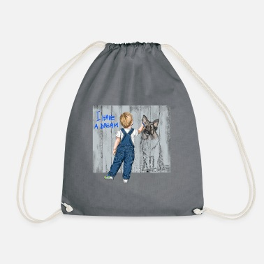 Dream Crew dream - Drawstring Bag