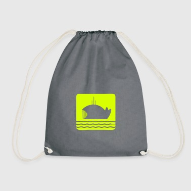 Moby-Dick - Drawstring Bag
