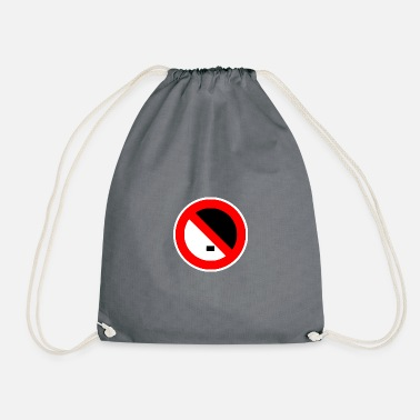 To the right - Drawstring Bag