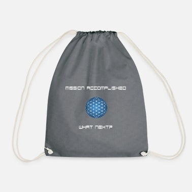 Mission mission - Drawstring Bag