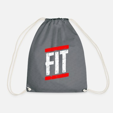 Fit Fitness fit - Drawstring Bag
