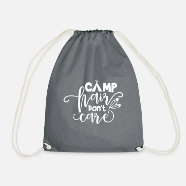 Hair hair - Drawstring Bag