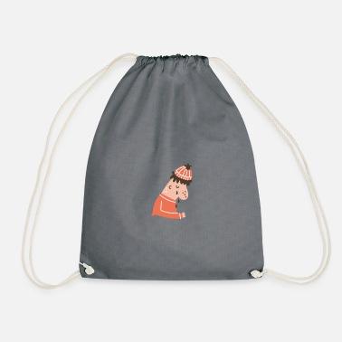 Karlsson cry - Drawstring Bag