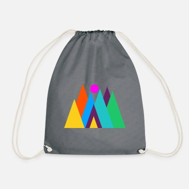 Whimsical Whimsical forest - Drawstring Bag