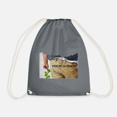 Costume costume - Drawstring Bag