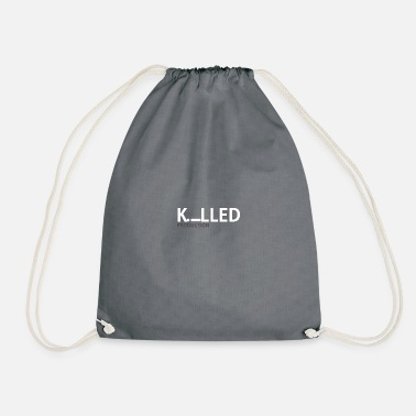 Scene Killed scenes - Drawstring Bag