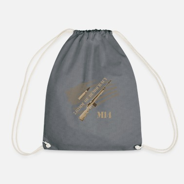 Rifle M14 RIFLE - Drawstring Bag