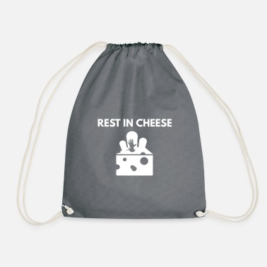 Rest REST IN cheese - Turnbeutel