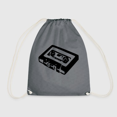 Cassette Old School - Gymtas