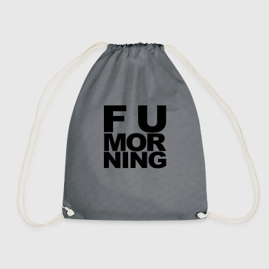 FU_MOR_NING - Drawstring Bag