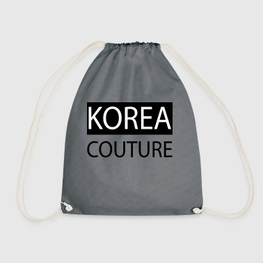 Korea Couture - Turnbeutel