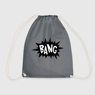 fearfully - Drawstring Bag