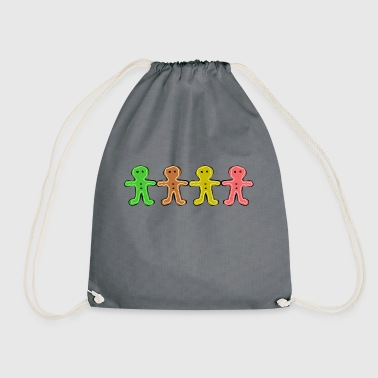 Gingerbread Man - Sac de sport léger