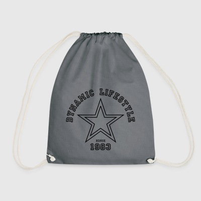 Dynamic Lifestyle 1983 - Drawstring Bag