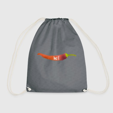 HOT PEPPER - The spicy chilli pod - Drawstring Bag