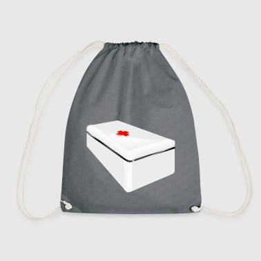 First aid kit - Drawstring Bag