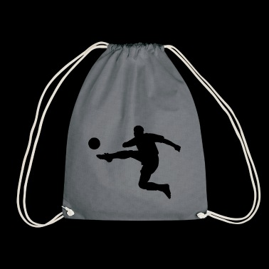 Fussball Design - Drawstring Bag