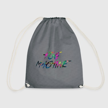 rainbow FOG MACHINE - Drawstring Bag