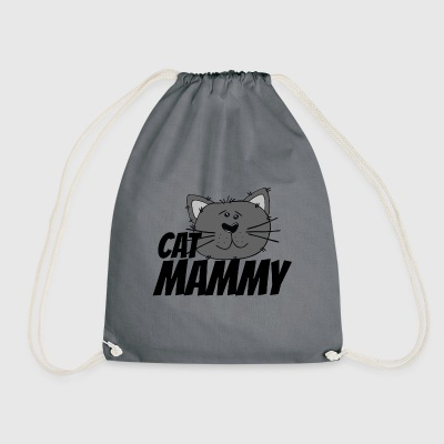 cat mammy - Turnbeutel