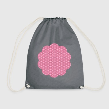 light pink - Drawstring Bag