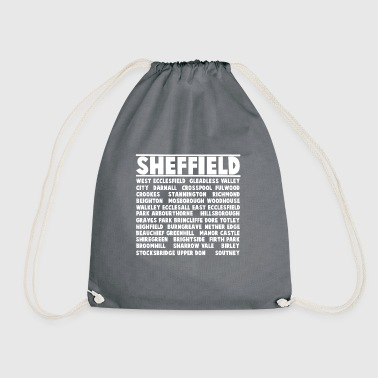 Sheffield City (wit) - Gymtas